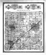 Sandoval Township, Odin Township, Junction City, Howell Hill, Marion County 1915