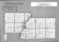 Index Map, Marshall County 1993