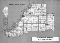 Index Map, Mason County 1993