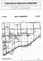 Map Image 013, Mason County 1993