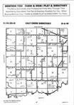 Map Image 004, Mason County 1994 Published by Farm and Home Publishers, LTD