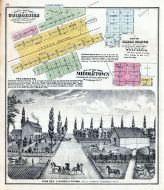 Colchester, Middletown, McDonough County 1871