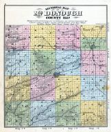 County Map, McDonough County 1871