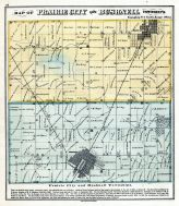 Prairie City and Bushnell Townships, McDonough County 1871