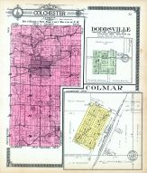 Colchester Township, Doddsville, Colmar, McDonough County 1913
