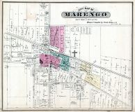 Marengo City, McHenry County 1872