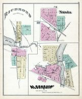 Richmond, Nunda, Algonquin, McHenry County 1872