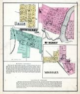Union, West Mc.Henry, Mc.Henry, Huntley, McHenry County 1872