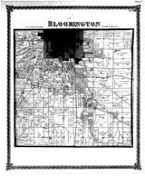 Bloomington, McLean County 1874 Microfilm