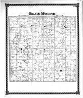 Blue Mound, McLean County 1874 Microfilm