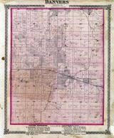 Danvers Township, Sugar Creek, McLean County 1874