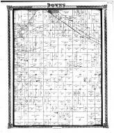 Downs, Priceville Downs Sta, McLean County 1874 Microfilm