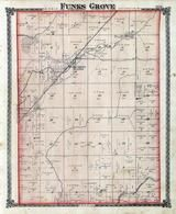 Funks Grove Township, Sugar Creek, Kickapoo Creek, McLean County 1874