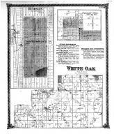 Hudson, White Oak, Pleasant Hill, McLean County 1874 Microfilm