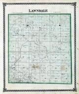 Lawndale Township, Henline Creek, McLean County 1874