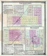 Lexington, McLean, Heyworth, McLean County 1874