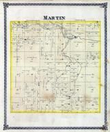 Martin Township, Bray's Creek, Mackinaw Creek, McLean County 1874
