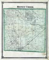 Money Creek Township, Mackinaw Creek, McLean County 1874