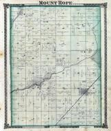 Mount Hope Township, McLean, Sugar Creek, McLean County 1874
