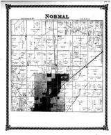 Normal, McLean County 1874 Microfilm