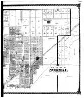 North Normal - Right,final, McLean County 1874 Microfilm