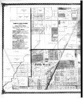 South Normal and Bloomington Fifth and Sixth Wards - Left,final, McLean County 1874 Microfilm