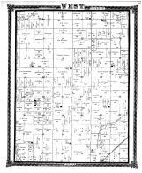 West, Weedman Sta, McLean County 1874 Microfilm
