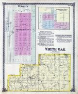 White Oak Township, Hudson, Pleasant Hill, Selma, Denmans Creek, McLean County 1874
