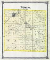 towanda Township, Money Creek, McLean County 1874