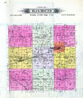 Blue Mound, McLean County 1895