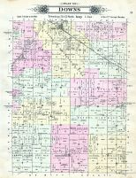 Downs, McLean County 1895
