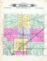 Normal, McLean County 1895