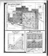 Danvers, Kumler, Ellsworth, McLean County 1914
