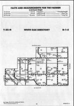 White Oak T25N-R1E, McLean County 1990 Published by Farm and Home Publishers, LTD