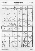 Map Image 006, McLean County 1990 Published by Farm and Home Publishers, LTD