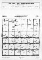 Anchor T24N-R6E, McLean County 1990 Published by Farm and Home Publishers, LTD