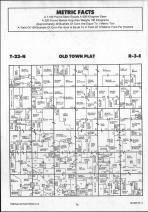Old Town T23N-R3E, McLean County 1990 Published by Farm and Home Publishers, LTD