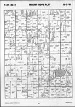 Map Image 028, McLean County 1990 Published by Farm and Home Publishers, LTD