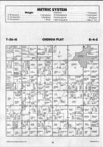 Chenoa T26N-R4E, McLean County 1990 Published by Farm and Home Publishers, LTD