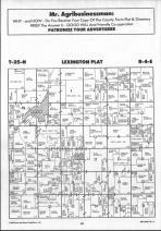 Lexington T25N-R4E, McLean County 1990 Published by Farm and Home Publishers, LTD