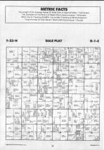 Dale T23N-R1E, McLean County 1990 Published by Farm and Home Publishers, LTD