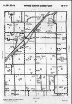 Map Image 054, McLean County 1990 Published by Farm and Home Publishers, LTD