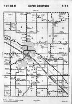 Map Image 058, McLean County 1990 Published by Farm and Home Publishers, LTD