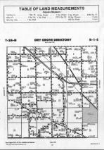 Dry Grove T24N-R1E, McLean County 1990 Published by Farm and Home Publishers, LTD
