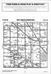 Dry Grove T24N-R1E, McLean County 1994 Published by Farm and Home Publishers, LTD