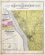 Keithsburg Township, Alexis, North Henderson, Mississippi River, Mercer County 1874