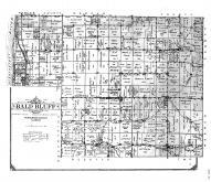 Bald Bluff Township, Mercer and Henderson Counties 1914
