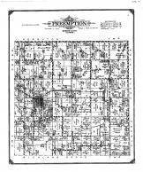 Preemption Township, Mercer and Henderson Counties 1914