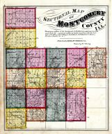 Index Map, Montgomery County 1874