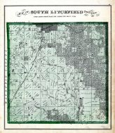 South Litchfield Township, Montgomery County 1874